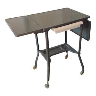 Vintage Typewriter Table or Cart