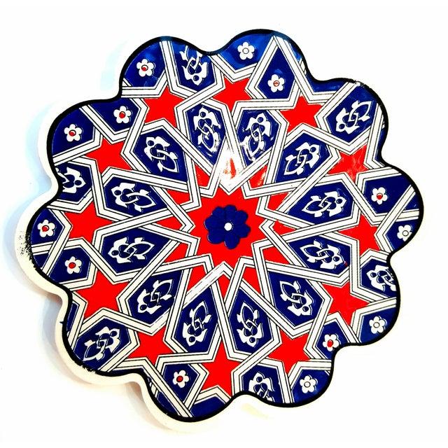 Turkish Tile Trivets - Set of 5 - Image 7 of 7
