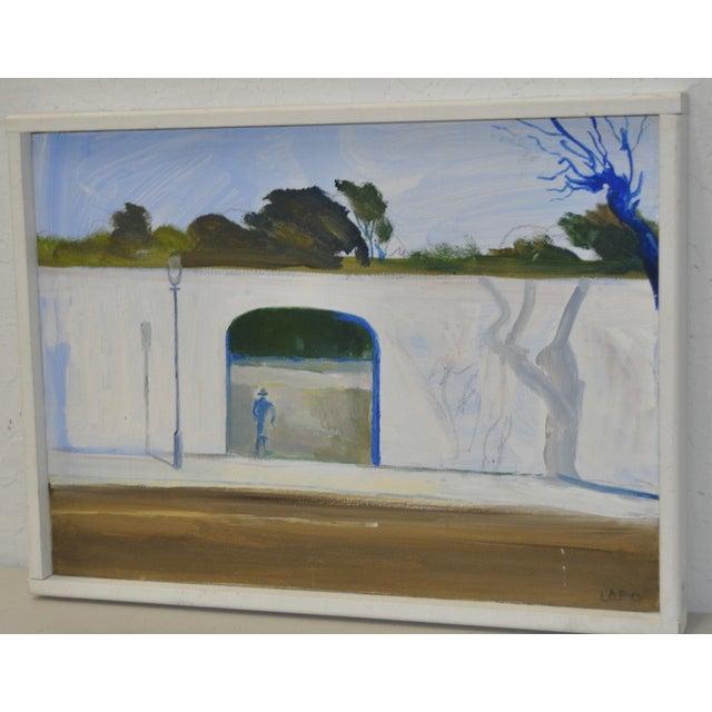Image of Maurice Lapp Original Oil Painting