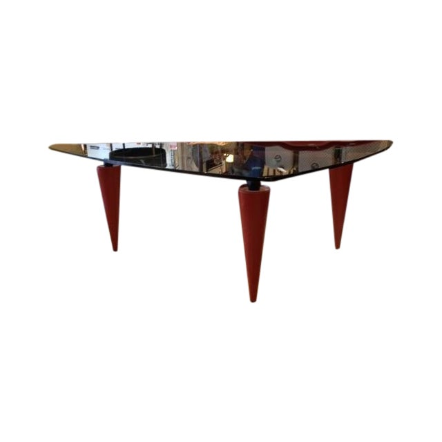 Image of Cassina Oskar Triangular Table