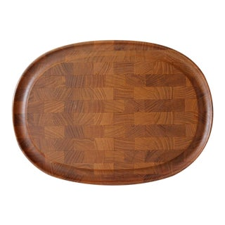 Digsmed Denmark Teak Serving Tray