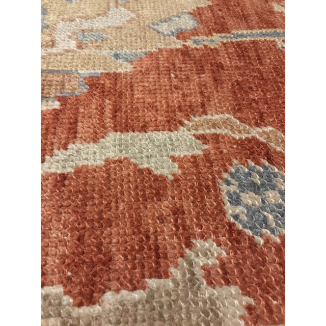 Vintage Looking Area Rugs: Bellwether Rugs Vintage Inspired Turkish Oushak Area Rug