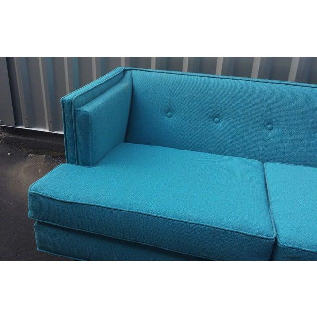 Image of Mid-Century Modern Long Sofa