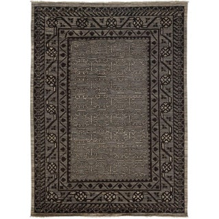 """Ziegler, Hand Knotted Area Rug - 5' 8"""" x 7' 7"""""""