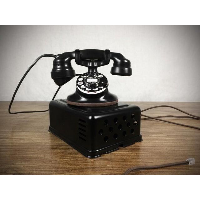 1920s Western Electric Model 102 Refurbished Working Telephone - Image 3 of 4