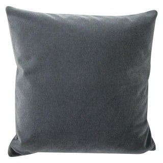 Schumacher San Carlo Mohair Pillows - A Pair