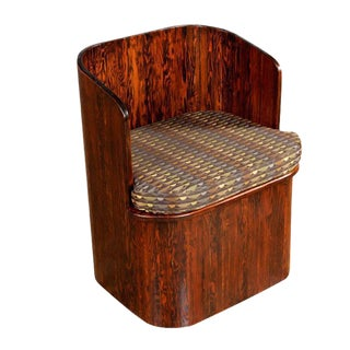 Solid Wood Priest Chair