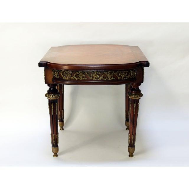 french rosewood lamp table bois de violette chairish. Black Bedroom Furniture Sets. Home Design Ideas
