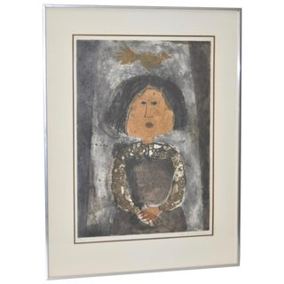 Graciela Rodo Boulanger Lithograph C.1980