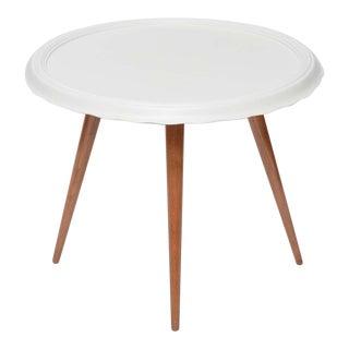 50's Italian Ruffled Edge Table