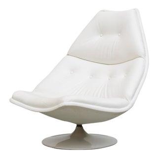 Geoffrey Harcourt F588 Swivel Lounge Chair for Artifort