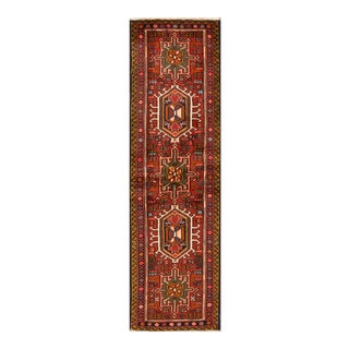 "Apadana - Vintage Persian Karaja Rug, 1'11"" x 6'9"""