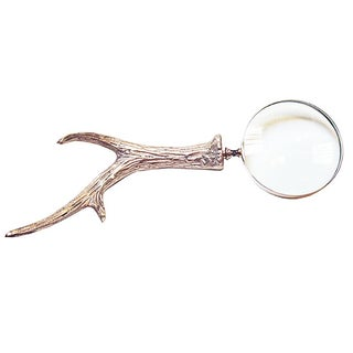 Antler Handle Magnifying Glass