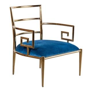 Velvet Royale Accent Chair