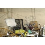 Image of Bertoia Style Chairs - A Pair