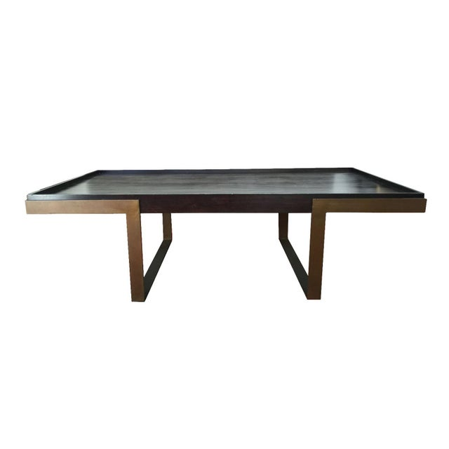 """Madison 55"""" Coffee Table - Image 2 of 3"""