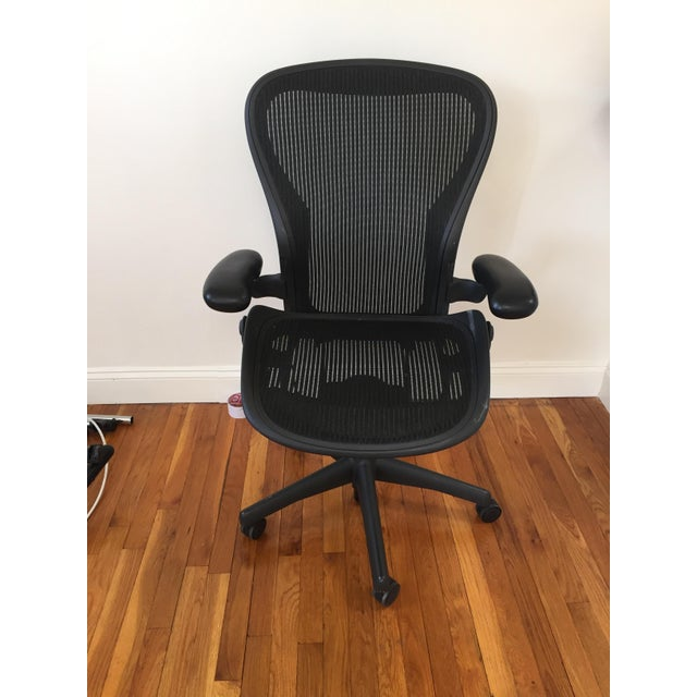 Herman Miller Aeron Office Chair - Image 2 of 4
