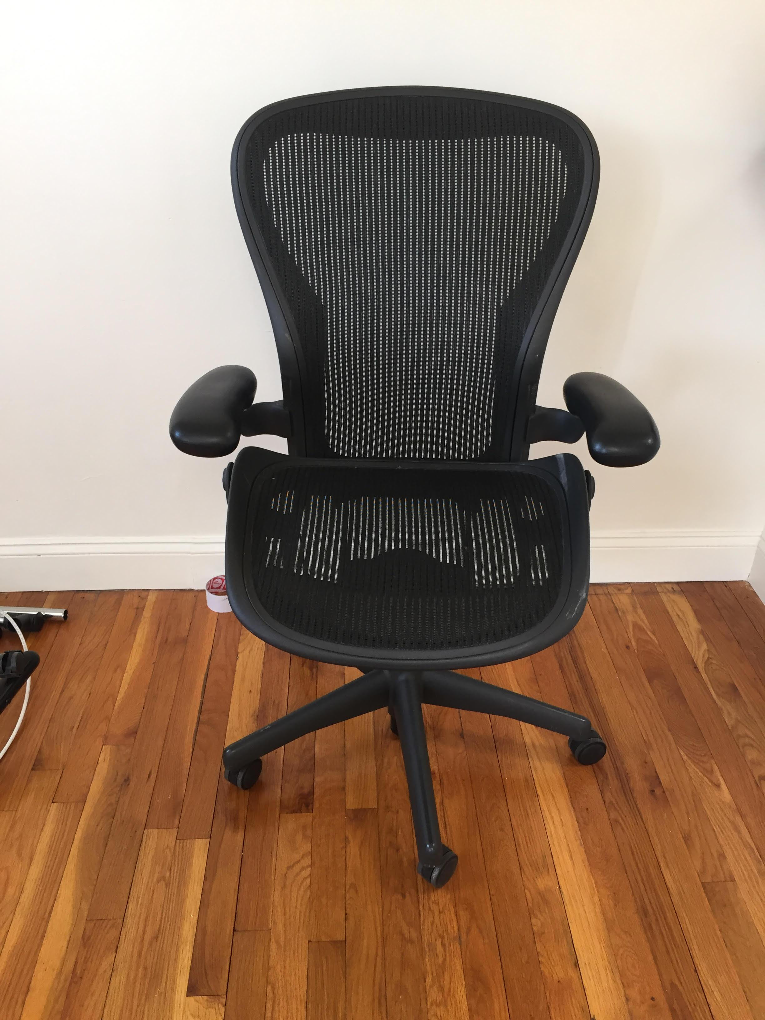 Herman Miller Aeron fice Chair