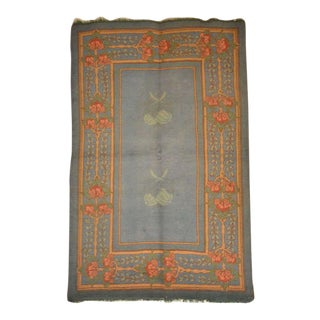 Arts & Crafts Donegal Rug attributed to Gavin Morton
