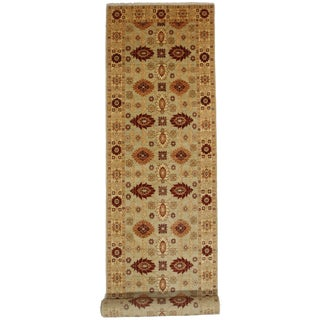One of a Kind Persian Style Hand-Knotted Wool Rug