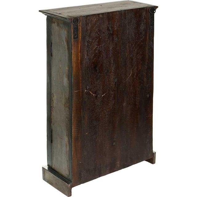 Image of Florentine Showcase Wall Cabinet