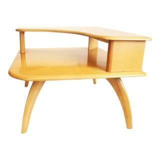Heywood Wakefield Mid Century Modern Corner Table