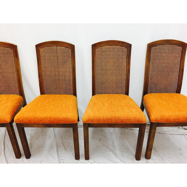 Vintage Dixie Mid-Century Dining Chairs - Set of 6 - Image 5 of 11