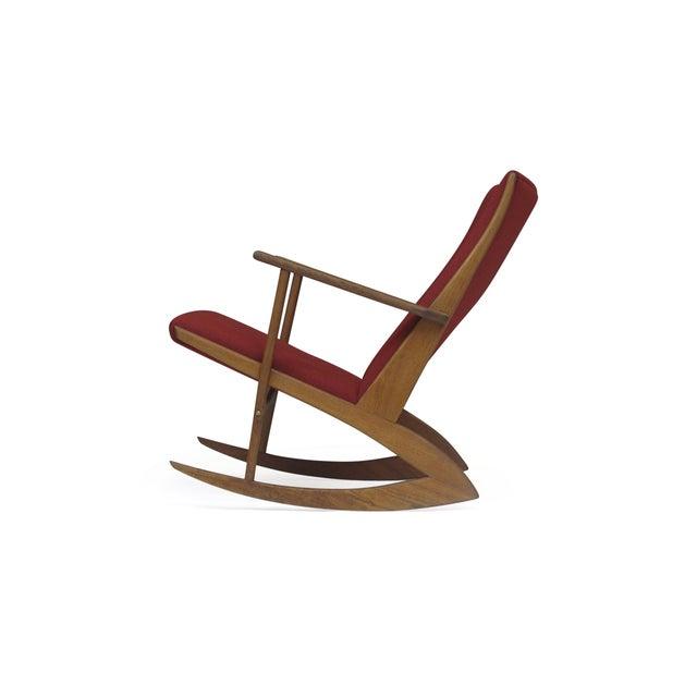 Georg Jensen Mid-Century Danish Rocking Chair - Image 3 of 9