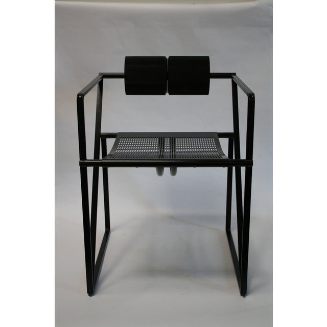 Image of Mario Botta Seconda Armchair
