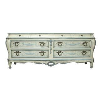 Karges Bombay Paint Decorated Dresser