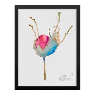 Framed Mood Ring Botanical Print