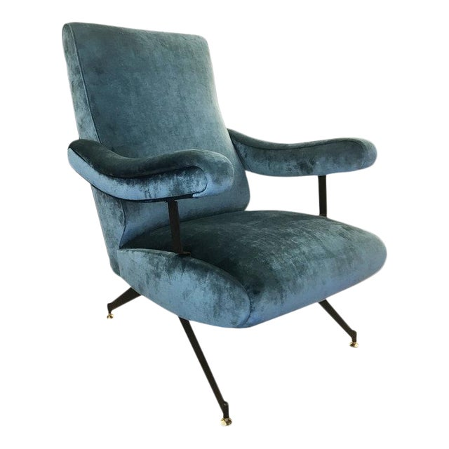 Reclining Lounge Chair by Formanova - Image 1 of 6