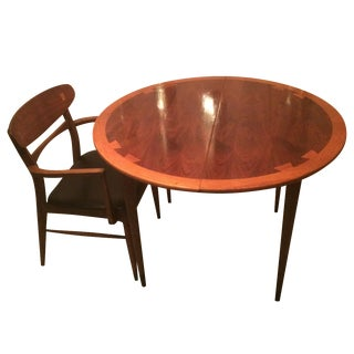 Lane Acclaim Dining Table and Chair