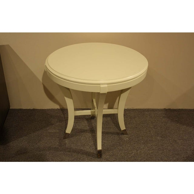 Alden Parkes Couture Pearl Table - Image 2 of 6