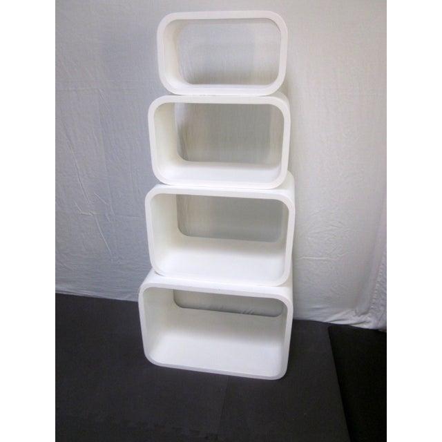 Modernist Display Nesting Tables - Image 2 of 8