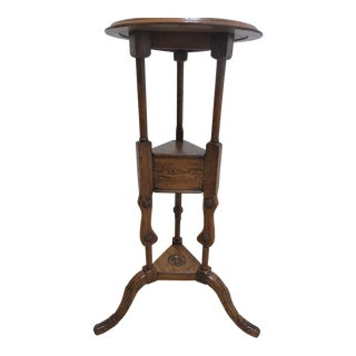 Vintage French Country Side Table