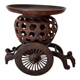 Antique Chinese Bronze Table Centerpiece