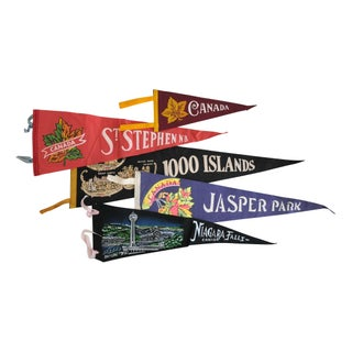 Oh Canada Collection of Pennants