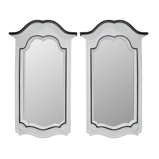 Vintage Dorothy Draper-Style Mirrors - A Pair