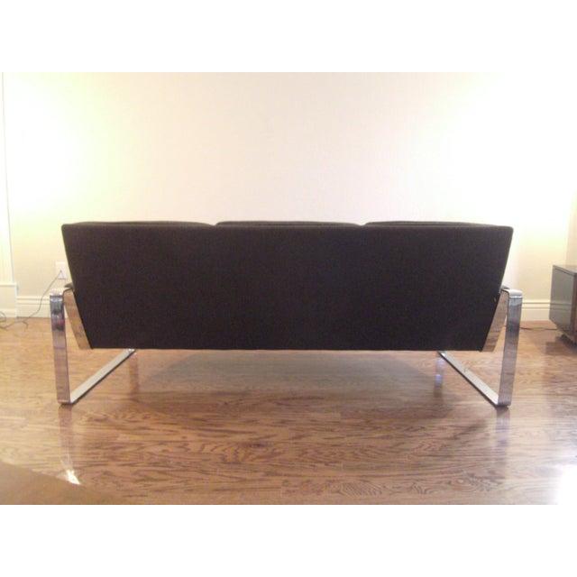 Mid-Century Modern Milo Baughman Sofa - Image 4 of 8