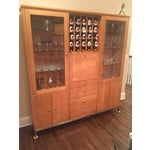 Image of Room & Board Dining Room Armoire