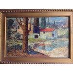 """Image of """"El Arbol"""" Oil Painting by Miles J. Early"""