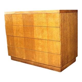 1950 Mid-Century Modern Oak Dresser