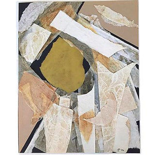 Mariette Bevington White Collage