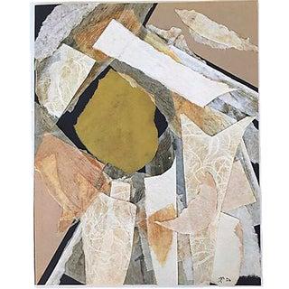Mariette Bevington White Collage