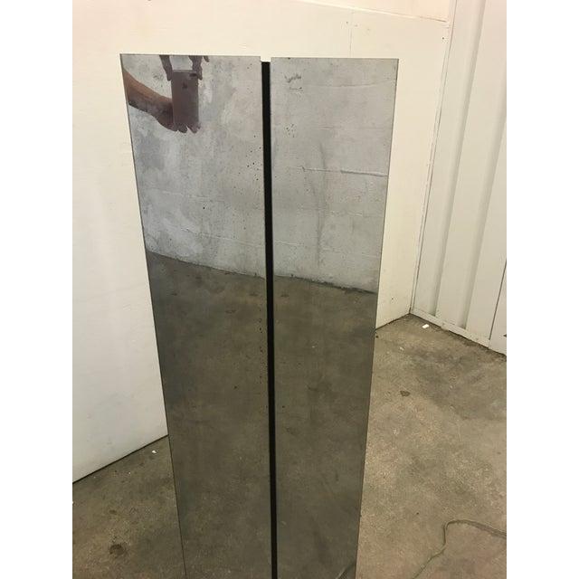 Pace Contemporary Chrome Pedestal - Image 5 of 8