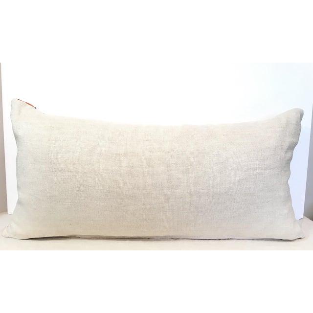 Suzani Motif Designer Pillow Cover - Image 3 of 4