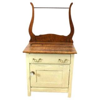 Vintage Child's Washstand