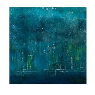 """Signed Print on Metal """"Under the Stars"""""""