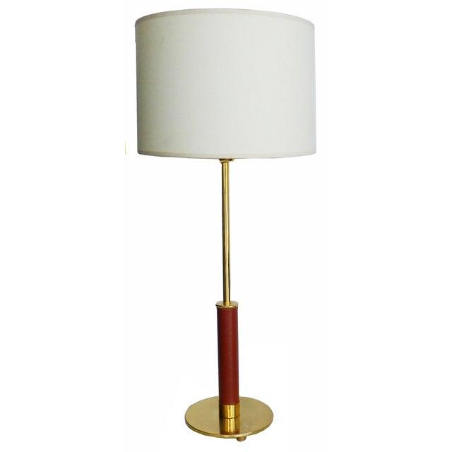 Maison Lancel Vintage 1970s Table Lamps - A Pair - Image 5 of 5